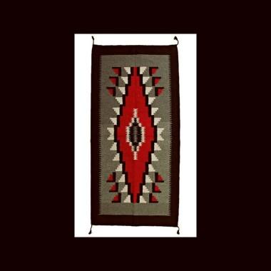 Navajo design rug 202