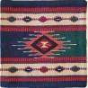Coussin en laine Southwest