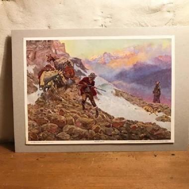 Peinture de l'Ouest