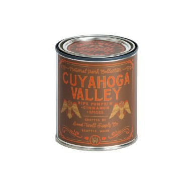 Bougie  parfumée Cuyahoga Valley